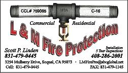 L&M Fire Decals