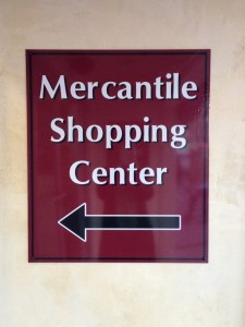 bldg signs -mercantile