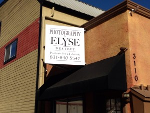 building sign - Elyse