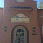 Larry Favor Building Contractor Sign