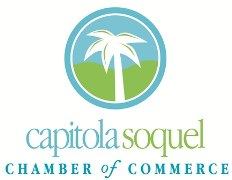 Capitola Soquel Chamber of Commerce Logo