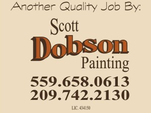 dobson-site sign